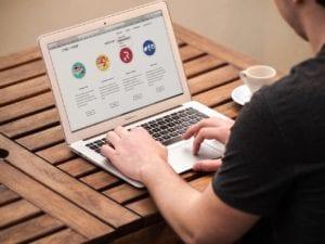 Nowoczesna strona internetowa dla firmy