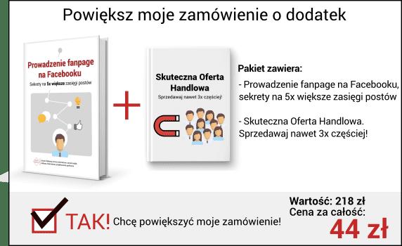 ebook-fanpage upsell - tak - wydanie 2