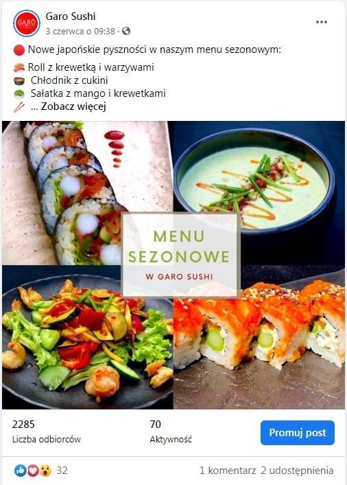 garo sushi
