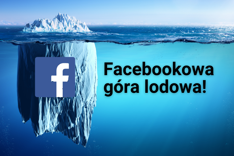 facebookowa góra lodowa