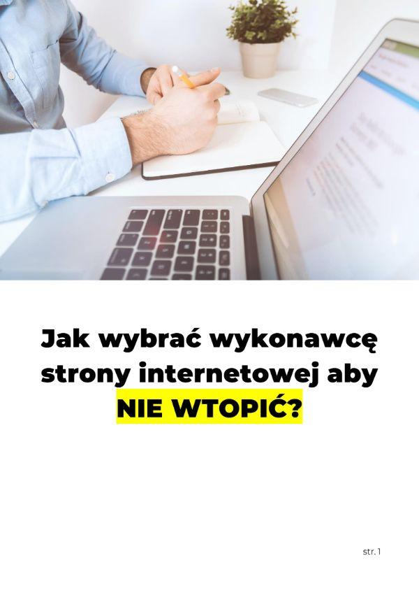 Jak wybrac wykonawce strony internetowej aby nie wtopic-01