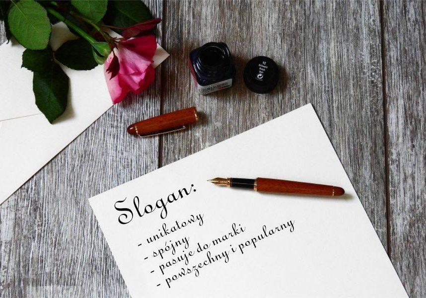 blog - jak stworzyc slogan reklamowy